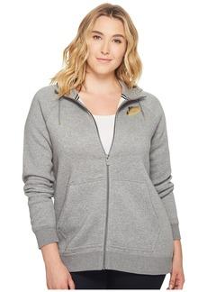 Nike Sportswear Rally Metallic Hoodie (Size 1X-3X)
