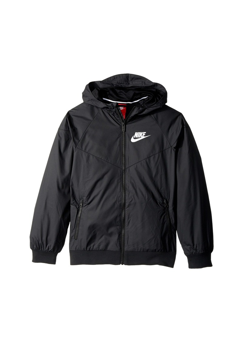 huge selection of 3dfe5 a6b3f Nike Sportswear Windrunner Jacket (Little KidsBig Kids)