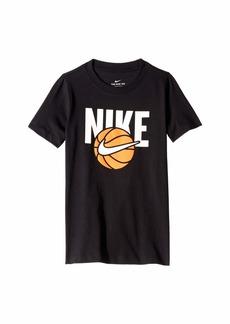 Nike Sportwear Basketball T-Shirt (Little Kids/Big Kids)