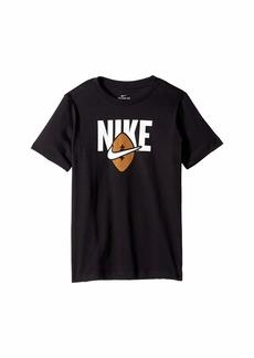 Nike Sportwear Football T-Shirt (Little Kids/Big Kids)