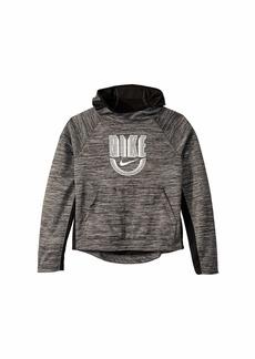 Nike Spotlight Basketball Pullover Hoodie (Little Kids/Big Kids)