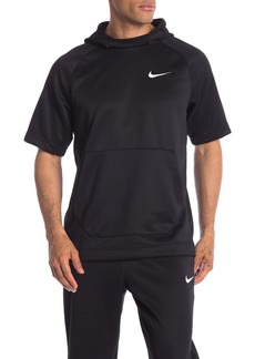 Nike Spotlight Short Sleeve Hoodie