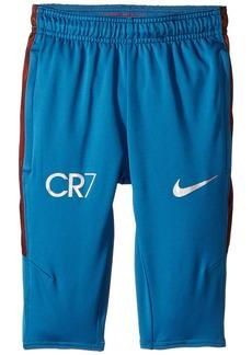 Nike Squad CR7 3/4 Soccer Pant (Little Kids/Big Kids)