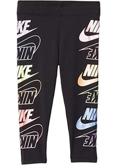 Nike Stacked Logo Leggings (Toddler)