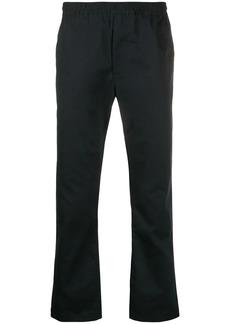 Nike straight leg track trousers