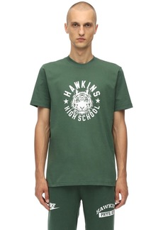 Nike Stranger Things Cotton Jersey T-shirt