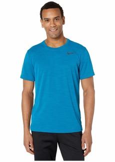Nike Superset Top Short Sleeve