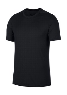 Nike Superset Vented Crew Neck T-Shirt