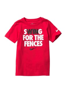 Nike Swing For The Fences T-Shirt (Toddler Boys)
