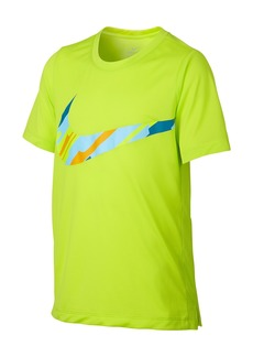 Nike Swoosh Graphic T-Shirt (Big Boys)