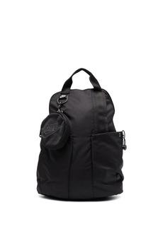 Nike swoosh-logo backpack