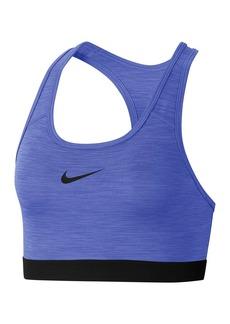 Nike Swoosh Logo Racerback Sports Bra