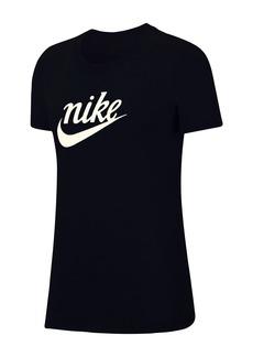Nike Swoosh Logo Varsity T-Shirt