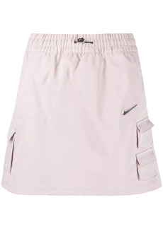 Nike Swoosh mini skirt