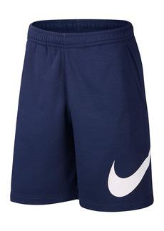 Nike Swoosh Print Club Shorts