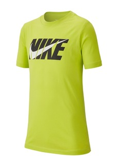 Nike Swoosh Short Sleeve T-Shirt (Big Boys)