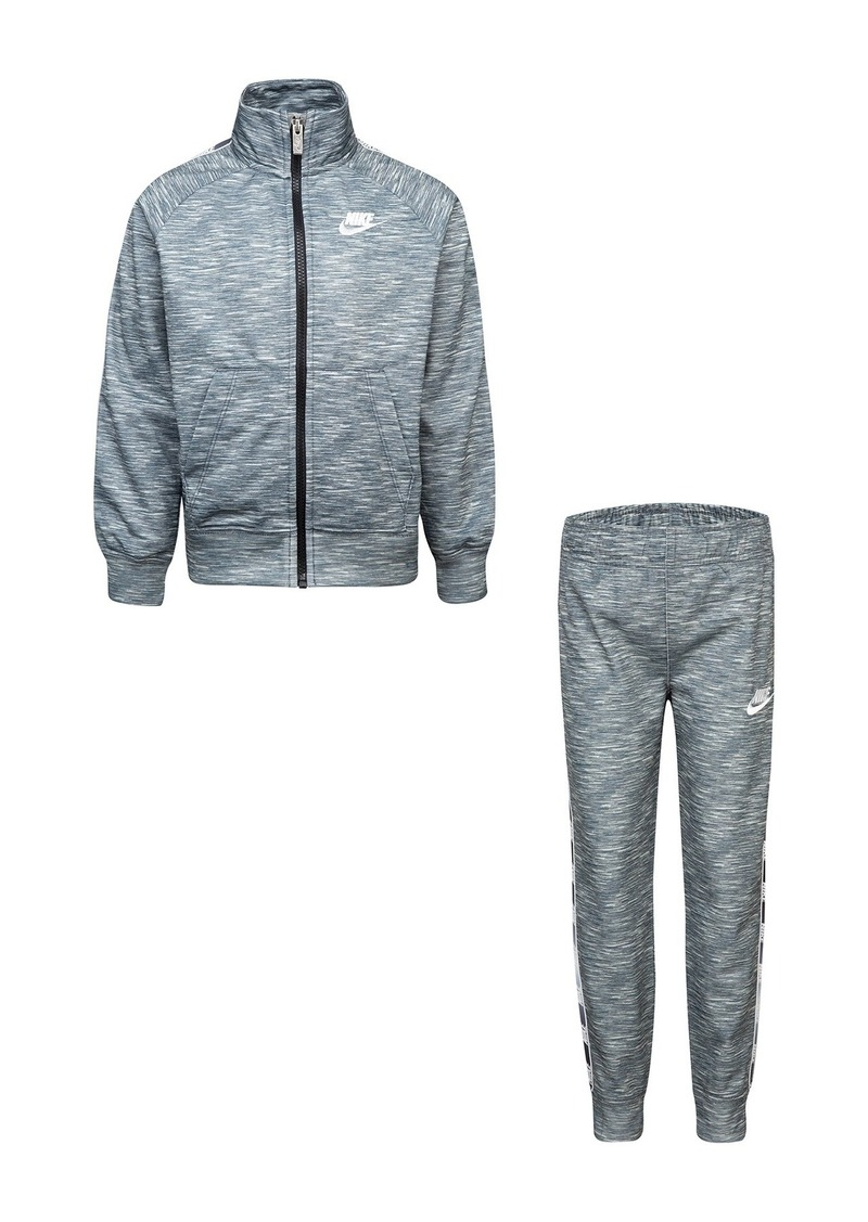 Nike Taping Tricot Jacket & Pant Set (Toddler Boys)