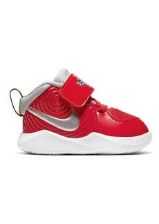 Nike Team Hustle D 9 Auto Shoe (Baby & Toddler)
