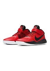 Nike Team Hustle D 9 Flyease Athletic Sneaker (Big Kid)
