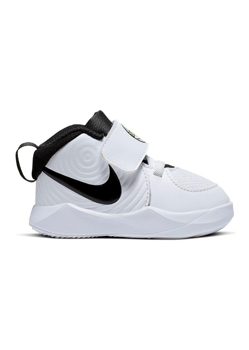 Nike Team Hustle D 9 TD Sneaker (Baby & Toddler)