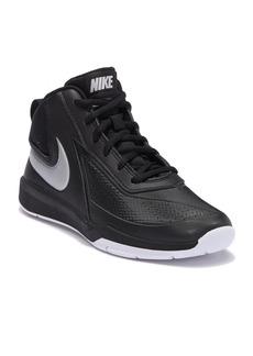 Nike Team Hustle D7 Basketball Sneaker (Little Kid & Big Kid)