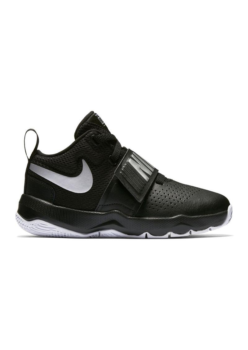 Nike Team Hustle D8 Sneaker (Toddler & Little Kid)