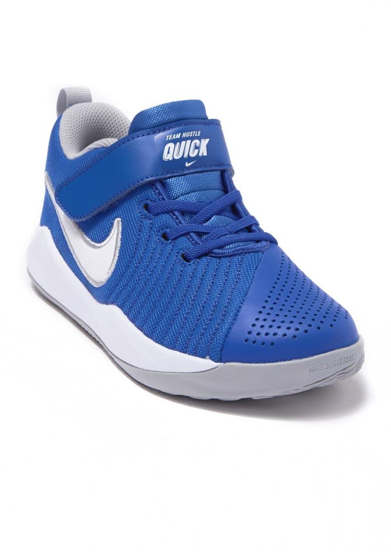 Nike Team Hustle Quick 2 PS Sneaker (Toddler & Little Kid)