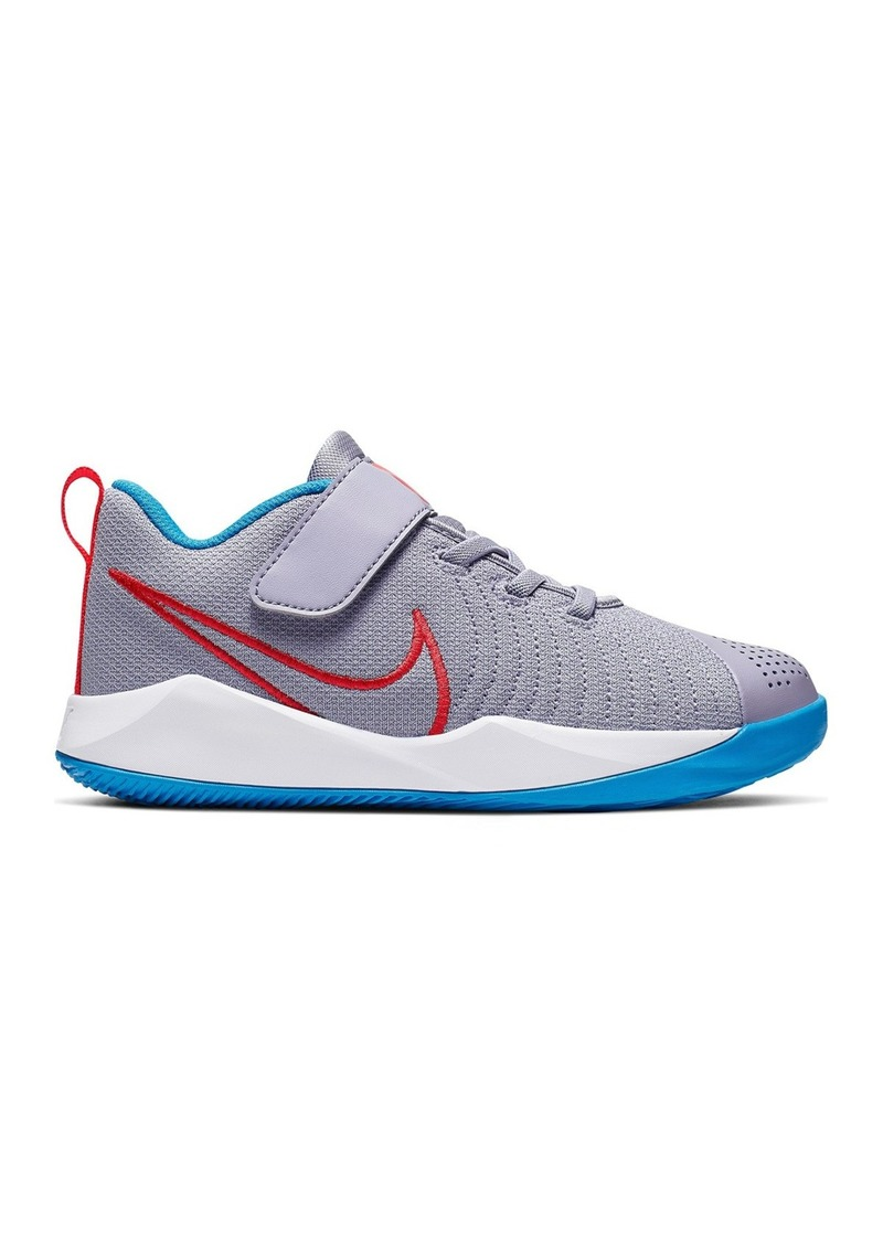Nike Team Hustle Quick 2 Sport Sneaker (Baby, Toddler, & Little Kid)