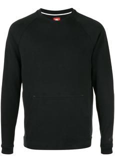 Nike tech fleece crew neck