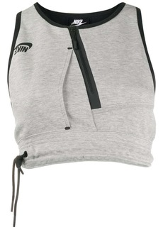 Nike Tech Fleece tank top