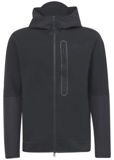Nike Tech Fleece Woven Zip Up Hoodie