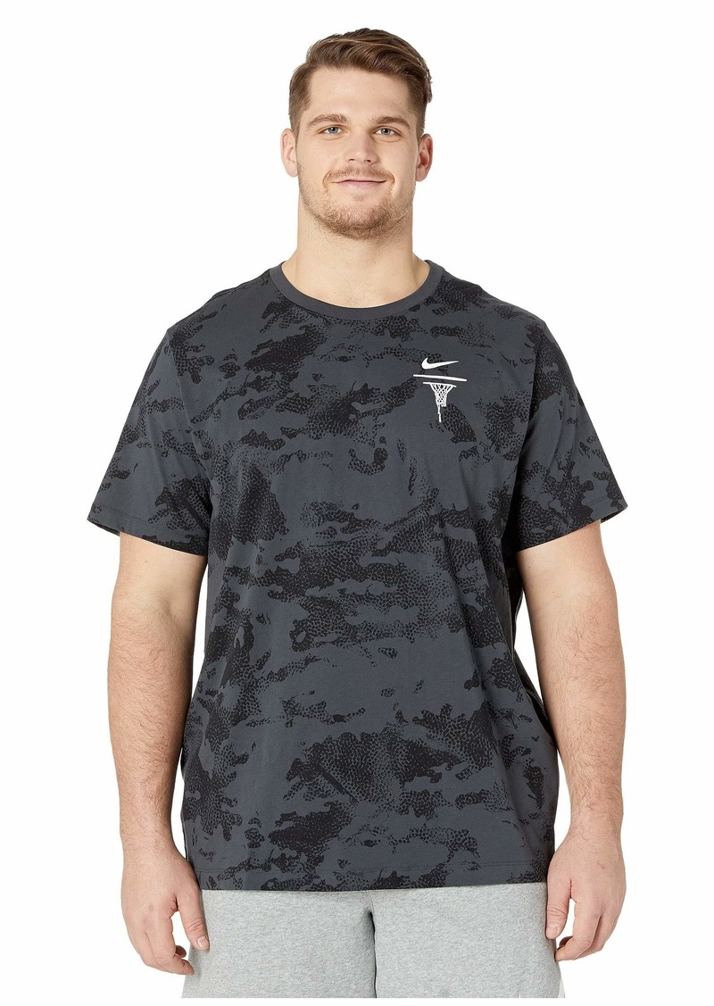 Nike Tee Pebble All Over Print