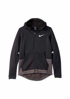 Nike Therma Elite Full Zip Hoodie (Little Kids/Big Kids)
