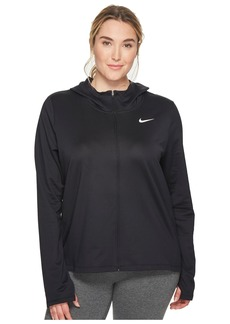 Nike Therma Full-Zip Running Hoodie (Size 1X-3X)