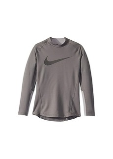 Nike Therma Long Sleeve Mock (Big Kids)