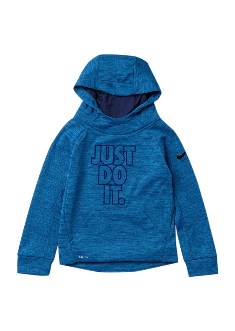 Nike Therma Pullover Hoodie (Toddler Boys)