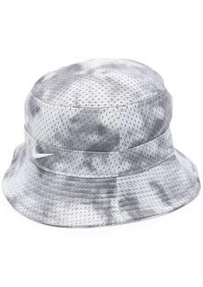 Nike tie-dye print bucket hat