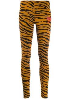 Nike tiger print leggings