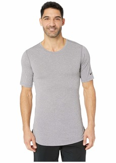 Nike Top Short Sleeve Fitted Utility