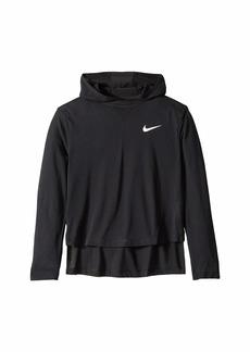 Nike Trophy Dry Hooded Long Sleeve Top (Little Kids/Big Kids)