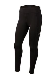 Nike Trophy Solid Leggings (Big Girls)