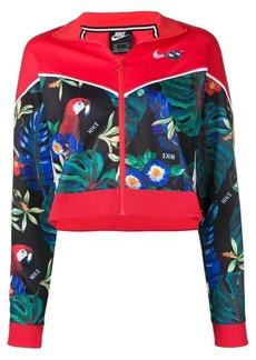 Nike tropical print jacket