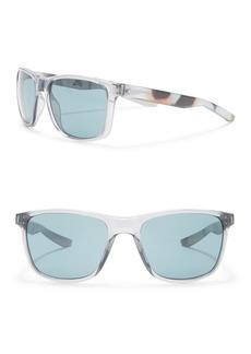 Nike Unrest 57mm Square Sunglasses