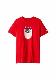 Nike USA Crest T-Shirt (Little Kids/Big Kids)
