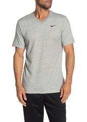 Nike V-Neck Legend Dri-Fit T-Shirt