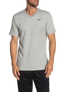 Nike V-Neck Legend Dri-Fit T-Shirt