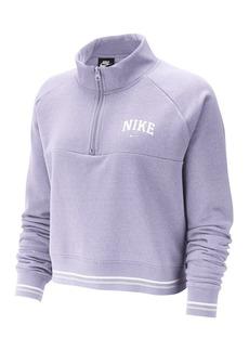 Nike Varsity Fleece Pullover (Plus Size)
