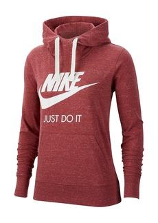 Nike Vintage Front Logo Pullover Hoodie