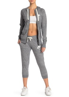 Nike Vintage Gym Drawstring Capri Pants