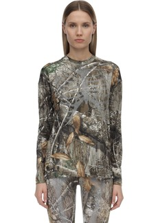 Nike W Nrg Skeleton Long Sleeve T-shirt